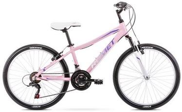 """Romet Jolene 13"""" 24"""" Pink 20"""