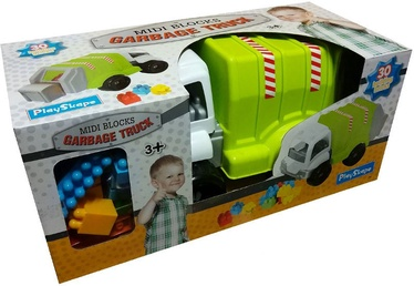 15eee422206 Play Skape Garbage Truck With Blocks 43836