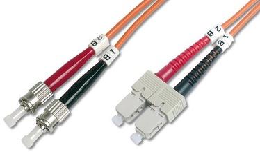 Digitus Fiber Optic Patch Cord ST / SC 2m