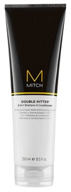 Paul Mitchell Mitch Double Hitter 2in1 Shampoo & Conditioner 250ml