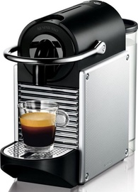 Nespresso Coffee Machine Pixie D61 Silver