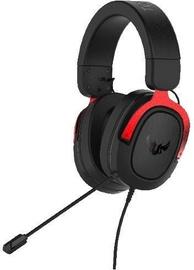 Asus TUF Gaming H3 Gaming Headset Red