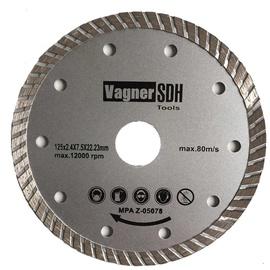Teemantlõikeketas Vagner 125x2.4x22.23mm