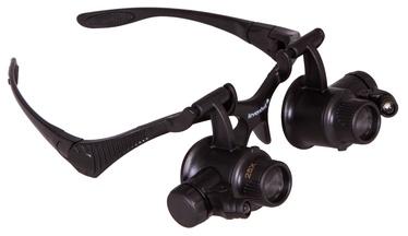 Levenhuk Zeno Vizor G8 Magnifying Glasses Black