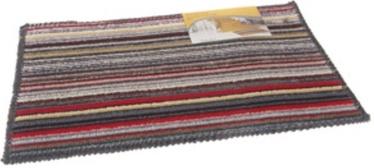Durvju paklājs Verners Goa 469-000, daudzkrāsains, 540x330 mm