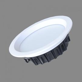 Įmontuojamas šviestuvas Tope Bern 1440, 18W, LED, 6500K, DIM