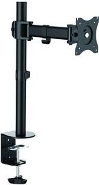"""Televizoriaus laikiklis LogiLink BP0020 Monitor Desk Mount 13-27"""" Black"""