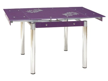 Signal Meble Table GD-082 Purple