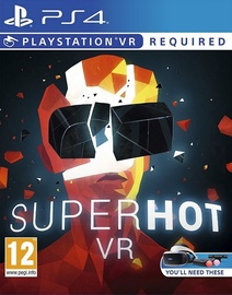Super Hot VR PS4