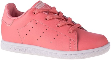 Adidas Stan Smith JR Shoes EF4928 Pink 24