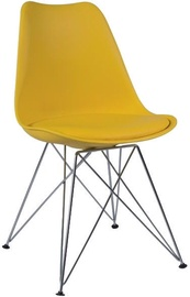 Signal Meble Tim Chair Yellow