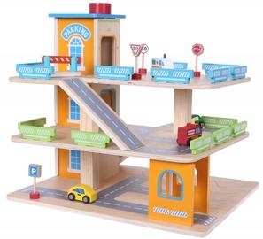 EcoToys Wooden Garage 1085