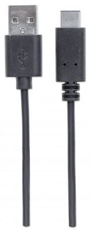 Manhattan Cable USB to USB 1m