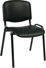 Home4you Office Chair Iso PU Black 040761