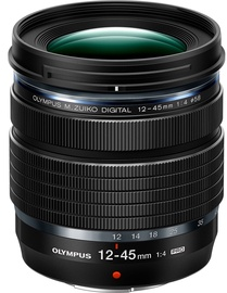 Olympus M.Zuiko Digital ED 12‑45mm F4 PRO Lens Black