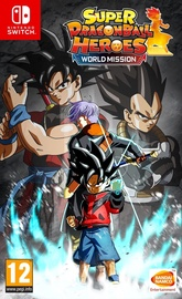 Super DragonBall Heroes World Mission SWITCH