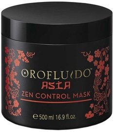 Kaukė plaukams Orofluido Asia Zen Control Mask, 500 ml