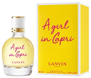 Parfüümid Lanvin A Girl In Capri 90ml EDT