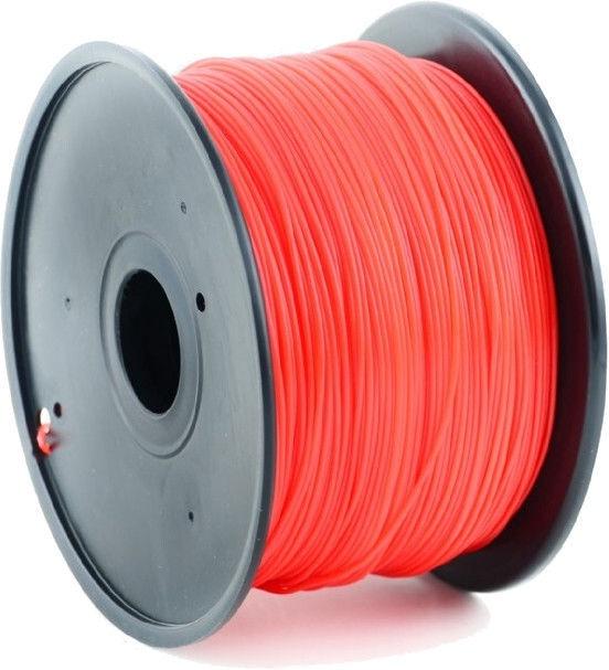 3D printeri kulumaterjal Gembird 3DP-PLA, 330 m, punane