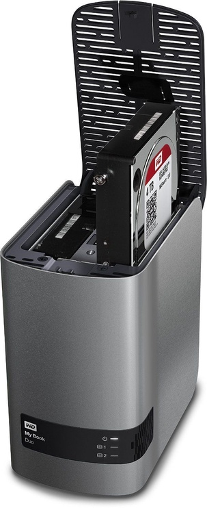 Western Digital 3.5'' 6TB My Book Duo RAID Storage USB 3.0