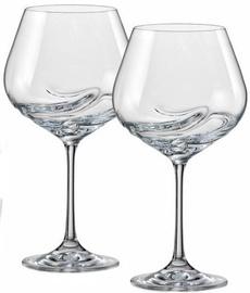 Bohemia Turbulence Wine Glass Set 2pcs 57cl