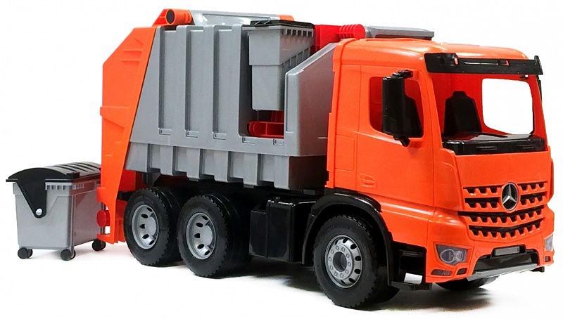 Lena Mercedes Benz Actros Garbage Truck 02165