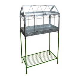 Decorative Green House With Stand ZB23
