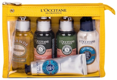 L´Occitane Almond Travel Light 5pcs Set