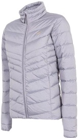 4F Womens Jacket H4Z20-KUDP003-27M Grey M