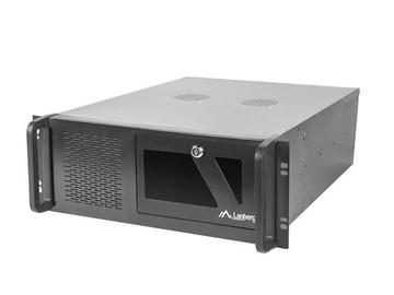 Lanberg Rackmount Server Chassis SC01-5504-08B