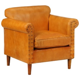 Tugitool VLX Leather 325123, oranž, 65 cm x 68 cm x 69 cm