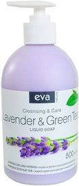 Eva Natura Hypoallergenic Liquid Soap 500ml Lavender & Green Tea