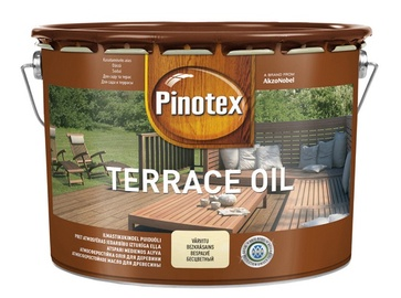 Pinotex terrace oil 10 l värvitu