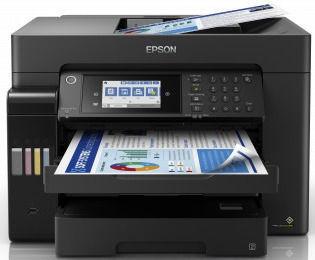 Daugiafunkcis spausdintuvas Epson L15160, rašalinis, spalvotas