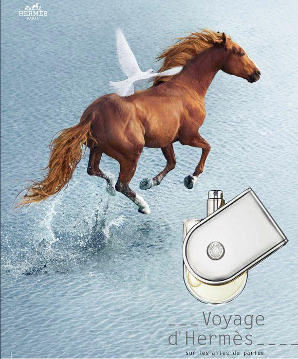 Tualetes ūdens Hermes Voyage d`Hermes 125ml EDT Unisex Refill