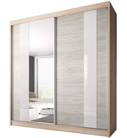 Idzczak Meble Wardrobe Multi 32 183cm Sonoma Oak