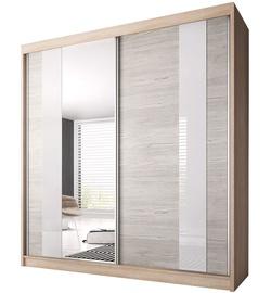 Idzczak Meble Wardrobe Multi 32 183cm Sonoma Oak