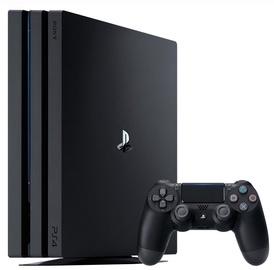 Sony PlayStation 4 (PS4) Pro 1TB Black White Box