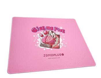 Hiirematt Zomoplus Give Me Five Gaming, 500 mm x 420 mm, roosa