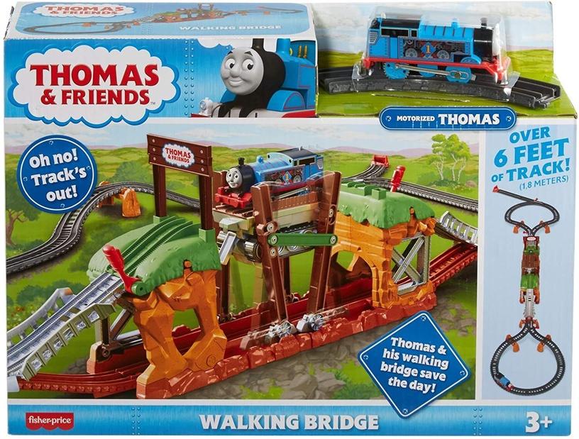 Fisher Price Thomas & Friends Walking Bridge GHK84