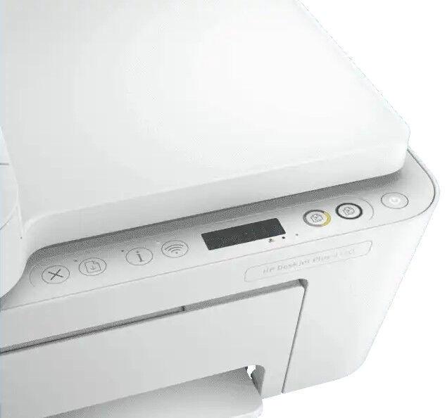 Многофункциональный принтер HP 4120e, струйный, цветной