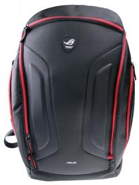 """Asus Rog Shuttle Backpack up to 17"""" Black"""