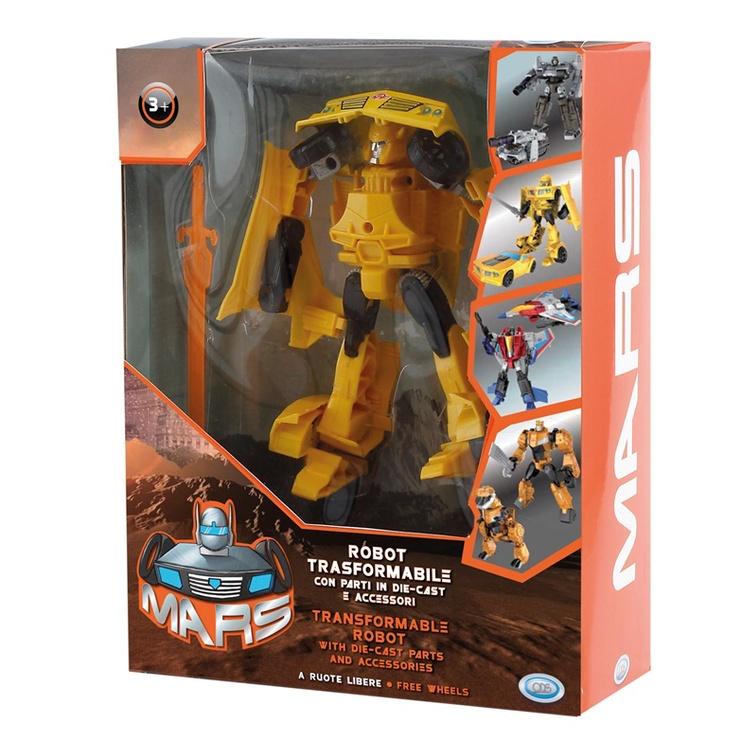 Игрушечный робот Mars SUPER DROID 42902