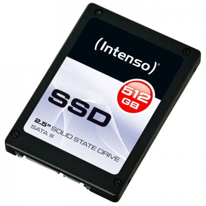 Intenso Top SSD 512GB SATAIII 3812450