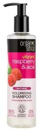 Šampūnas Organic Shop Raspberry & Acai, 280 ml