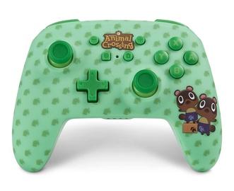 Игровой контроллер PowerA Enhanced Wireless Animal Crossing