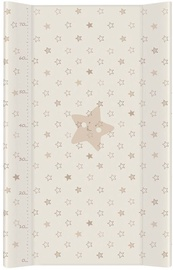 Ceba Baby Hard Changing Mat Long Stars Beige