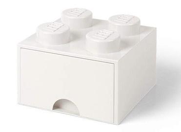 Mantu kaste Room Copenhagen LEGO Brick Drawer 4 White