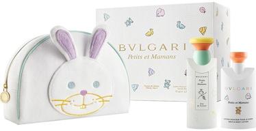 Набор для женщин Bvlgari Petits Et Mamans 3pcs Set 175 ml EDT