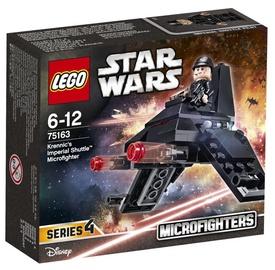 Konstruktors LEGO Star Wars Krennics Imperial Shuttle Microfighter 75163